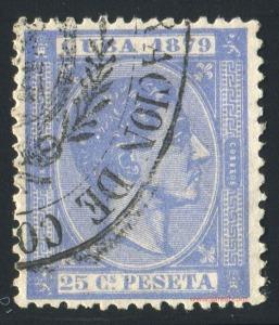 1879_25cs_NoAbreu_AdministracionDeCorreos_Habana